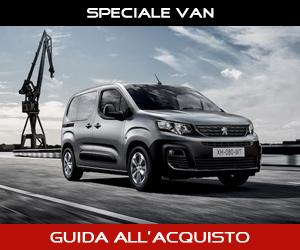 Peugeot Partner, guida all'acquisto del nuovo van del Leone