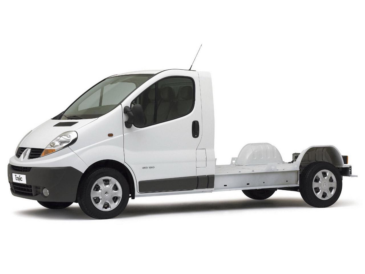 vendo furgoneta renault trafic combi dci 140cv car. Black Bedroom Furniture Sets. Home Design Ideas
