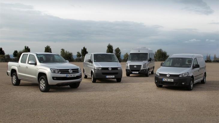 vendite semsestre 2016 volkswagen veicoli commerciali