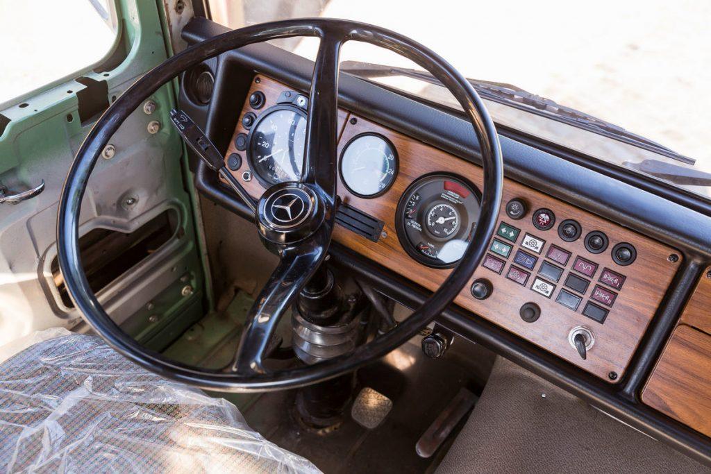 Mercedes-Benz LPS 2226 6x4 V8 - 1972