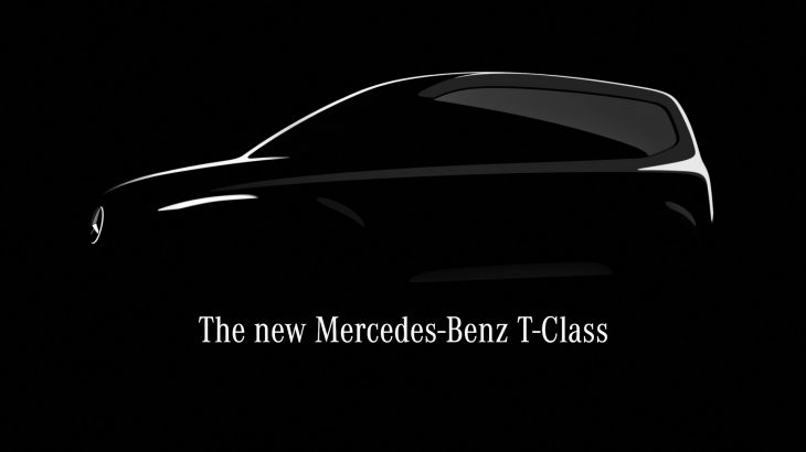 Mercedes Classe T: il primo teaser