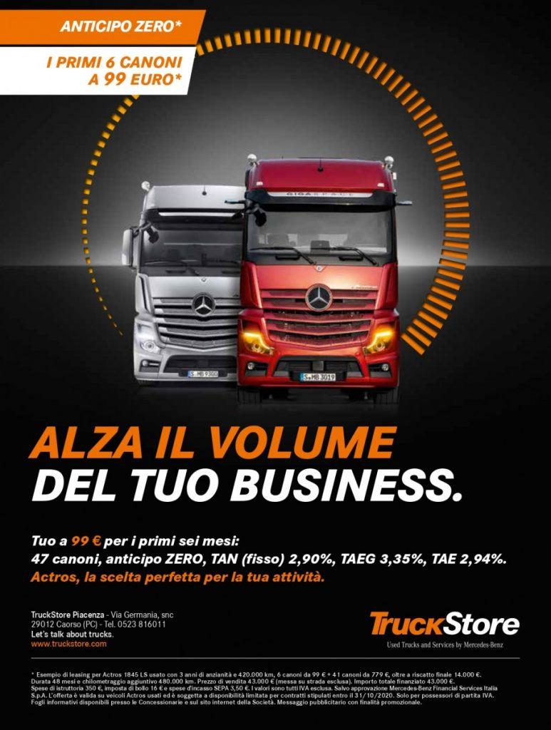 ReStart TruckStore - nuova campagna finanziaria