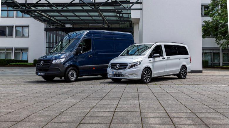 Mercedes-Benz Vans highlight 2020