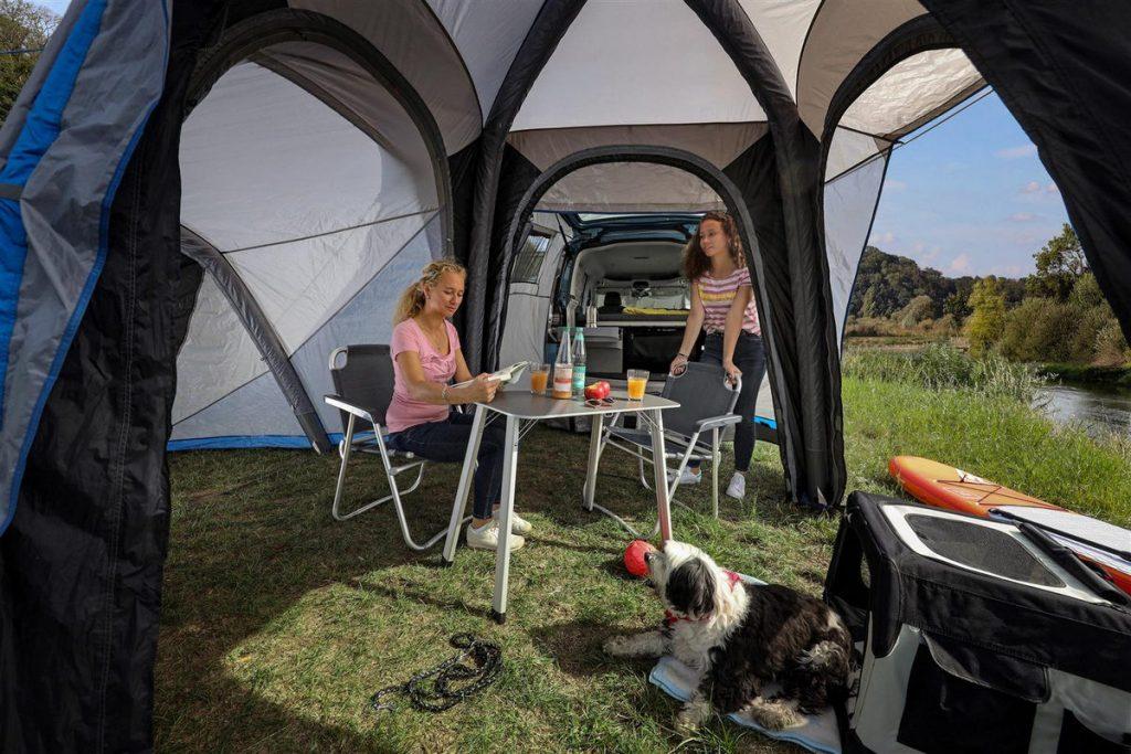 nuovo Volkswagen Caddy - tenda