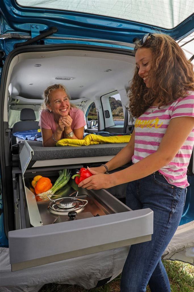 nuovo Volkswagen Caddy - cucina interni