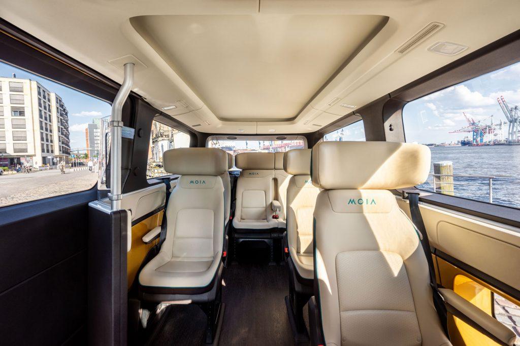 Volkswagen Veicoli Commerciali con Argo AI, per la MOIA con Guida Autonoma