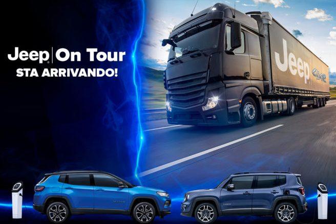 Jeep On Tour 2021