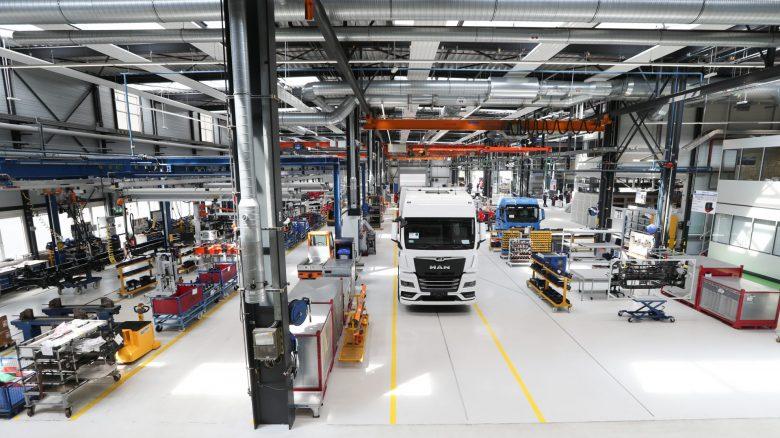 L'eMobility Center, il nuovo stabilimento di MAN Truck & Bus.