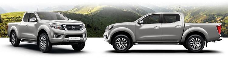 Nissan Navara kingcab double cab