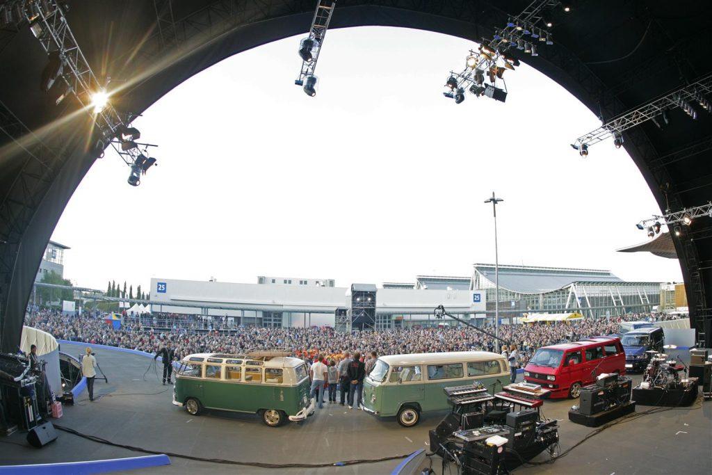 Il VW Bus Festival