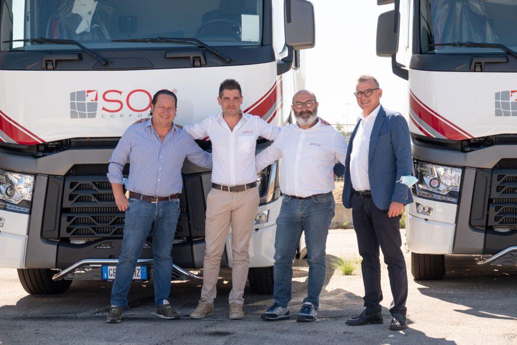 Renault Trucks alla SOA