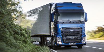 Ford Trucks, le novità della serie F-MAX e Legacy
