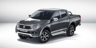 "Fiat Fullback, il nuovo pick-up torinese ""Workhero"""