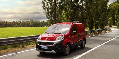 Fiat Professional, il Fiorino vince il 'Volante d'Oro 2018'