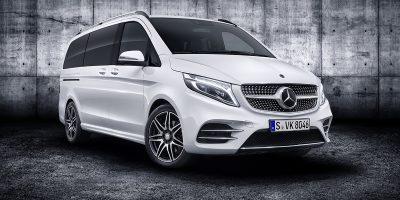 Mercedes, nuovo restyling per la Classe V
