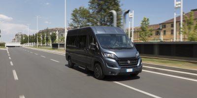 Fiat Professional, al Caravan Salon 2019 con il nuovo Ducato