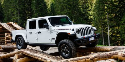 Jeep Gladiator, il ritorno del pick-up americano