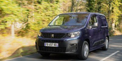 Peugeot Partner, il test drive del van dell'anno 2019