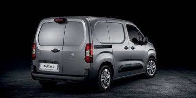 Peugeot, è Partner il 'Van del 2019'