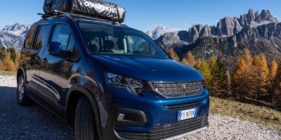 Nuova Peugeot Rifter, non solo Multispazio