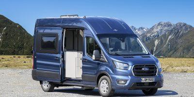 Ford, al Caravan Salon il nuovo camper concept Big Nugget