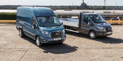 Nuovo Ford Transit da 5 tonnellate