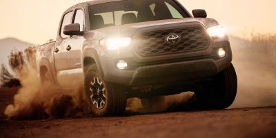 Toyota Tacoma, il pick-up giapponese si rinnova col restyling 2020