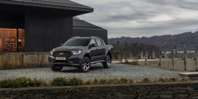 Nuovo Ranger MS-RT: l'allestimento sportivo del pick-up Ford