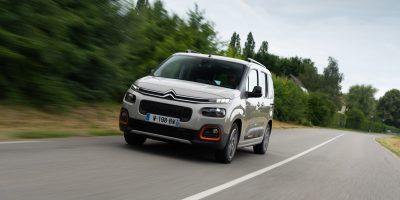Citroën Berlingo, in tutti i cinema italiani