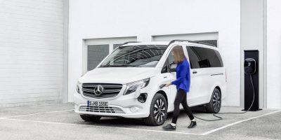Mercedes-Benz eVito Tourer: prezzo, autonomia e prestazioni del van elettrico