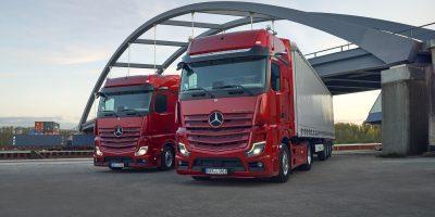 Mercedes-Benz Trucks: novità e caratteristiche dell'Actros L