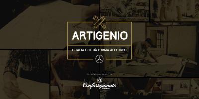 Mercedes-Benz Vans: i tre finalisti di Artigenio