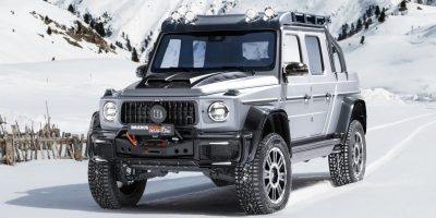 Brabus 800 Adventure XP: la Mercedes G 63 AMG diventa pick-up