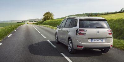 Monovolume e multispazio Citroën, una gamma completa