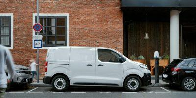 Nuovo Citroën ë-Jumpy: prezzi da 32.600 euro