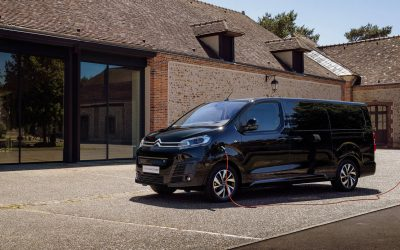 Citroën, ecco la gammaë-SpaceTourer Business