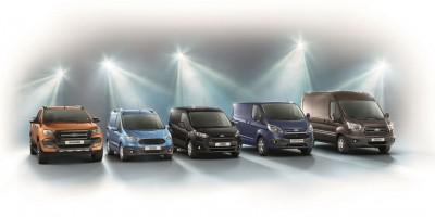 Ford: il numero uno in Europa con i veicoli commerciali