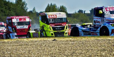 TotalEnergies, fornitore di carburante rinnovabile al FIA ETRC