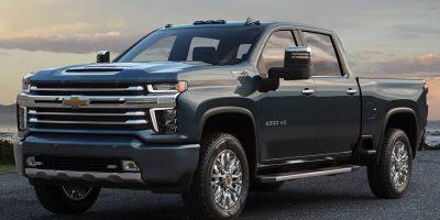Chevrolet Silverado HD: le foto e i dati del pick-up americano