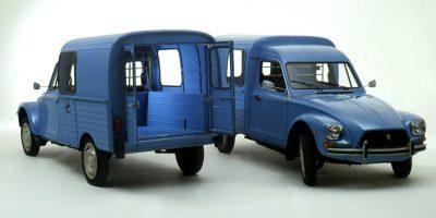 "Citroën Acadiane, la Dyane ""furgone"" compie 40 anni"