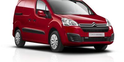 Citroën a Transpotec Logitec 2017