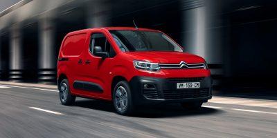 Citroën Berlingo Van: le foto e i dati del veicolo commerciale francese