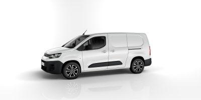 Citroën Berlingo Van: motori e prezzi