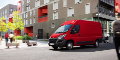 Citroën Jumper 2019: la nuova gamma