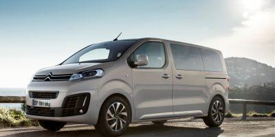 Citroën SpaceTourer BlueHDi 120 EAT8: tutti i prezzi