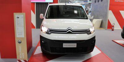 Citroën a Transpotec Logitec 2019