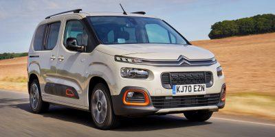 Citroën berlingo: la gamma 2020 – 2021 e i prezzi