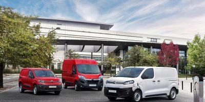 Veicoli commerciali Citroën elettrici: nel 2020 il Jumpy, nel 2021 il Berlingo