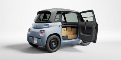 Citroën My Ami Cargo, per la mobilità dei professionisti