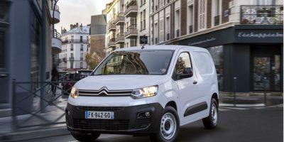 Citroën ë-Berlingo Van, il veicolo commerciale elettrico e leggero
